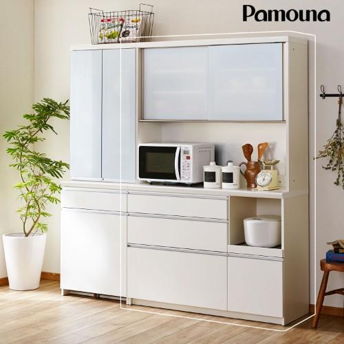 使いやすい!パモウナの食器棚2