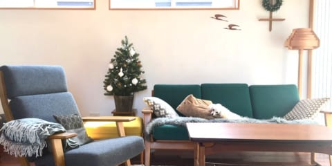 【連載】大人かわいい!IKEAのオーナメントでクリスマス装飾を楽しもう♪