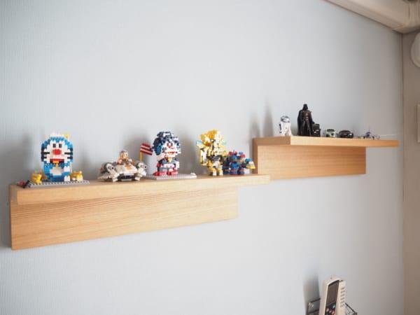 壁に付けられる家具・棚2