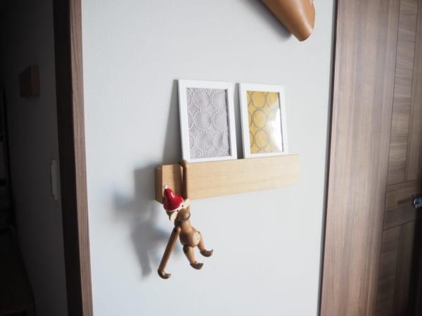 壁に付けられる家具・長押1