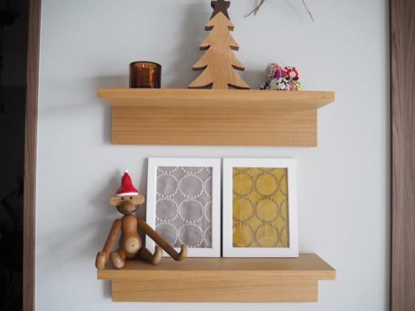 壁に付けられる家具・棚1
