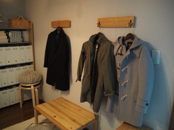 壁に付けられる家具・長押3