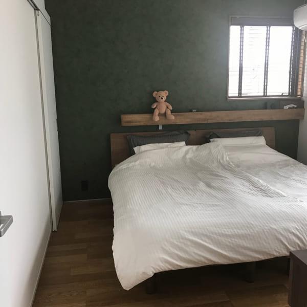 シンプルな寝室11