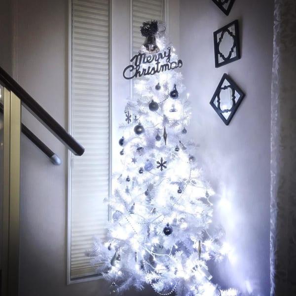 煌めくライティングでクリスマス気分UP2