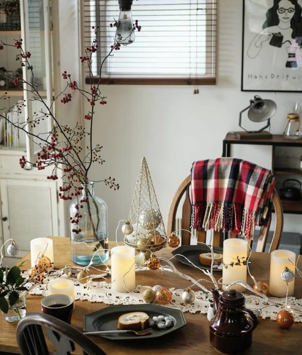 ニトリのクリスマスアイテム2