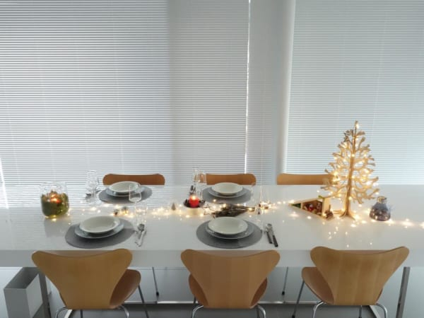 ナチュラルでシンプルな「lovi」のクリスマスツリー3