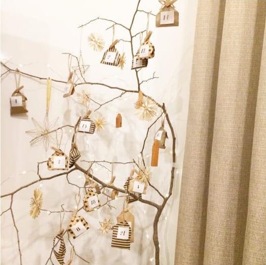 クリスマスのアドベントカレンダー2