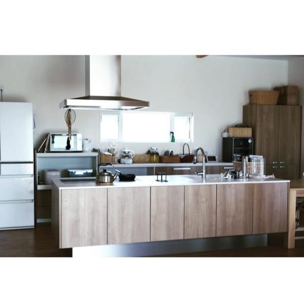シンプルなキッチン9