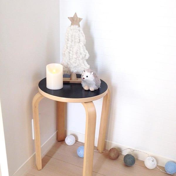 ニトリでクリスマス8