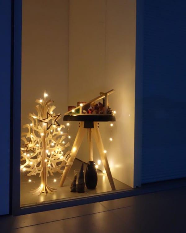 ナチュラルでシンプルな「lovi」のクリスマスツリー4