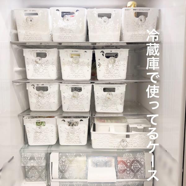 冷蔵庫収納アイデア集17