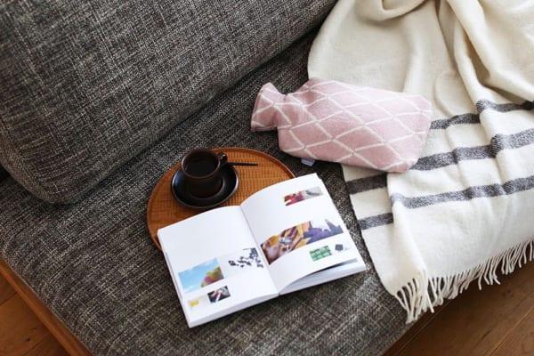 お部屋に暖かみと居心地の良さをプラスしてくれる3