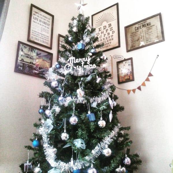 クリスマスインテリアコーディネート9