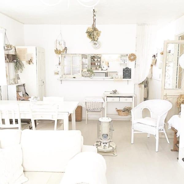 レトロな魅力でお部屋の雰囲気をオシャレに見せる11