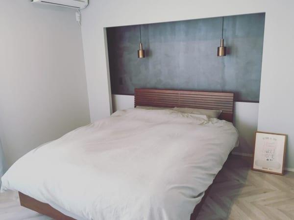 シンプルな寝室10