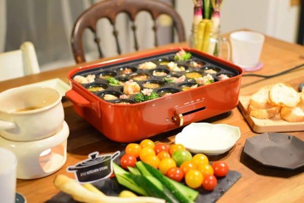 熱々をテーブルに。ぬくもり感溢れる冬の食卓を演出19
