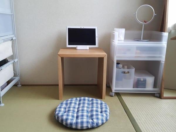 様々な場所で活躍する「コの字の家具」