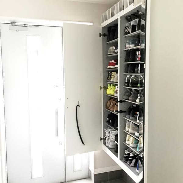 靴収納21