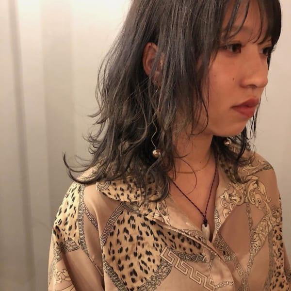 ミディアム・セミロング×シースルーバング♡大人に似合うおすすめスタイル特集!3