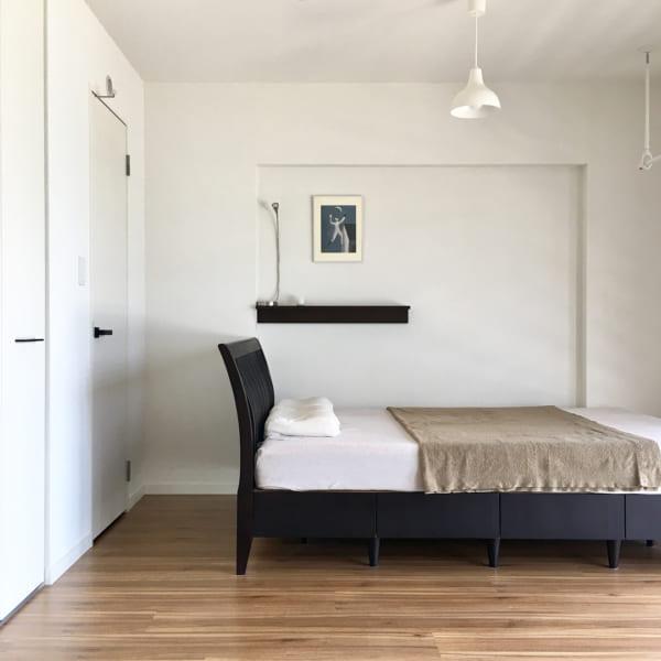 シンプルな寝室12
