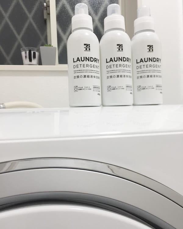 洗剤はコンビニで買うのがおすすめ