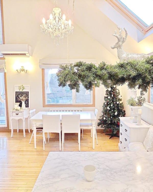 魅力あふれるクリスマスインテリア11