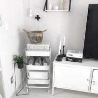 【無印良品・IKEA】で見つける♡美しいデザインのホワイトアイテム特集
