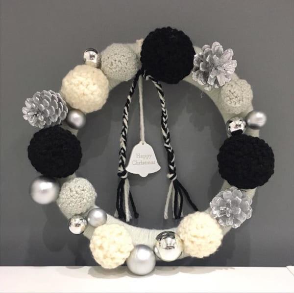 シンプルで落ち着きのあるクリスマスの飾り付けアイディア19
