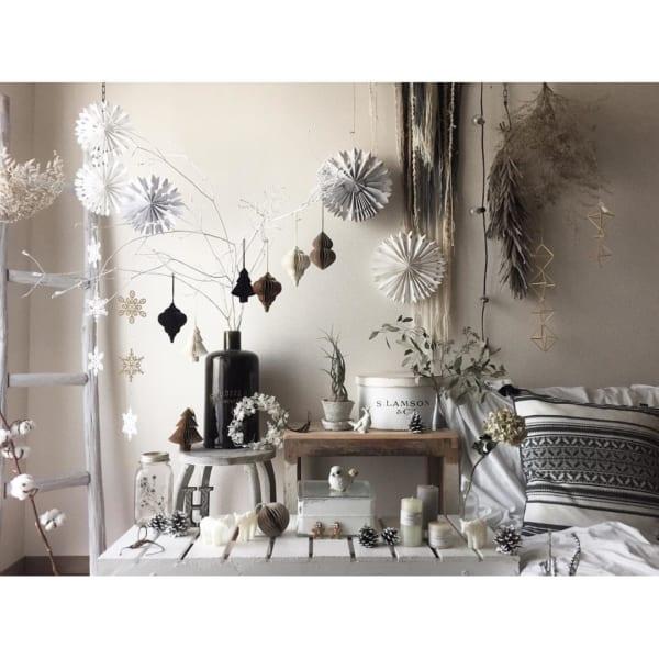 魅力あふれるクリスマスインテリア18