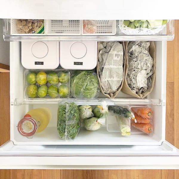 冷蔵庫収納アイデア集44