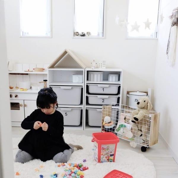 おしゃれなキッズルームのコーディネート集☆4