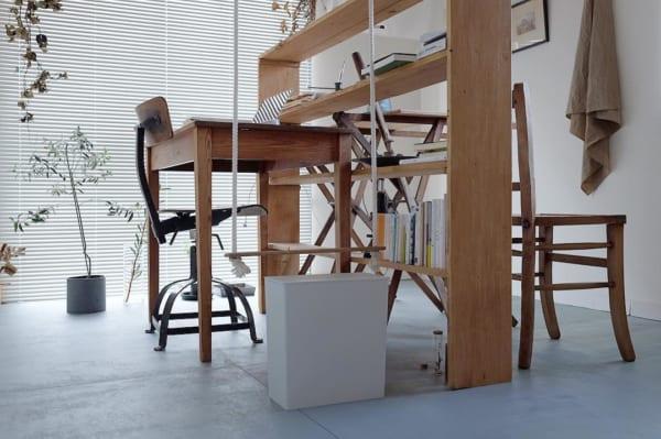 ゴミ箱収納スペース実例集59