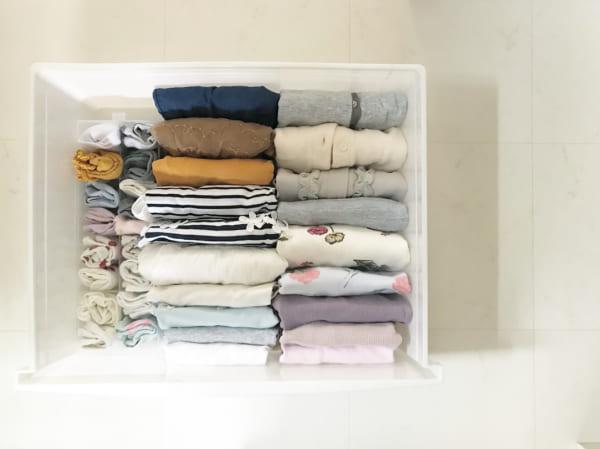 靴下のたたみ方&収納実例をご紹介5