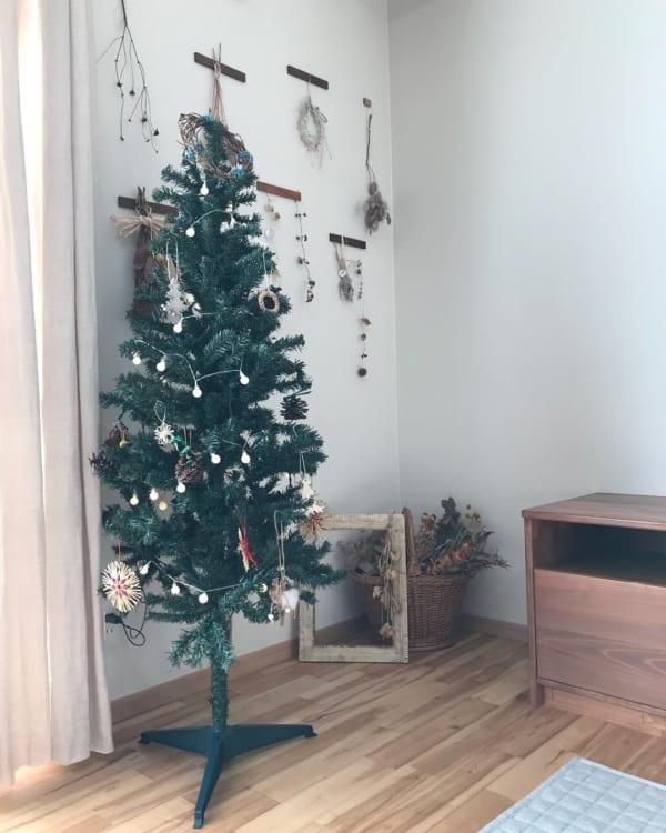 ニトリでクリスマス1