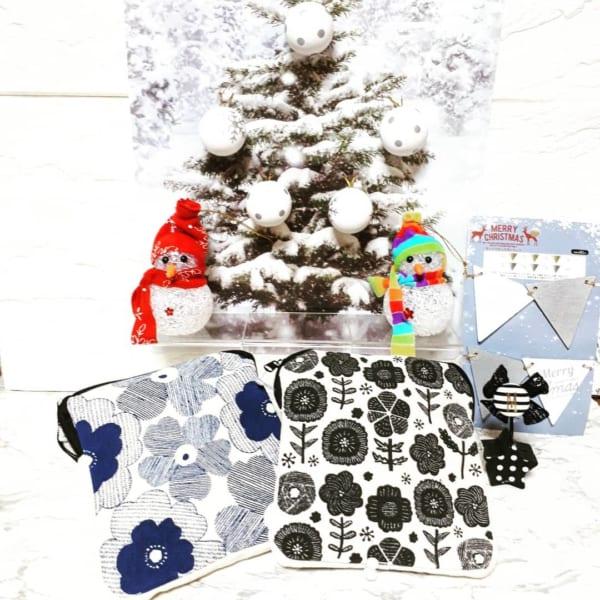 ニトリ・セリア・ダイソーetc.のクリスマスグッズ特集5