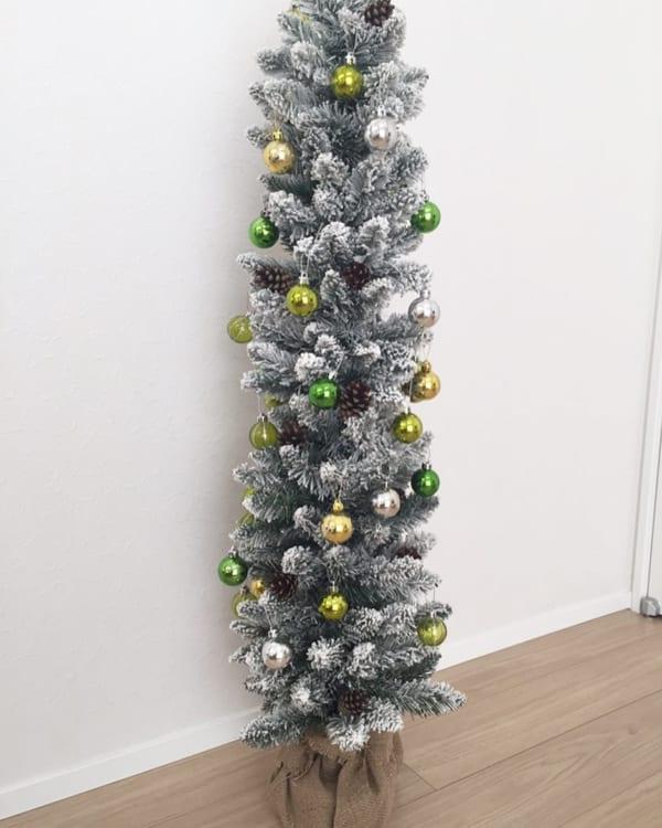 ニトリでクリスマス2