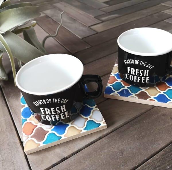 おしゃれなカフェ風アイテムdiy