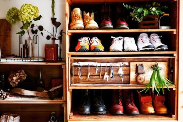 靴収納19