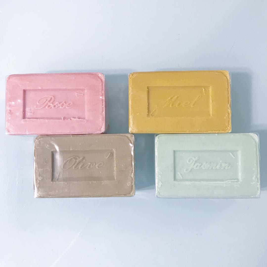 マルセイユ石鹸(ダイソー)