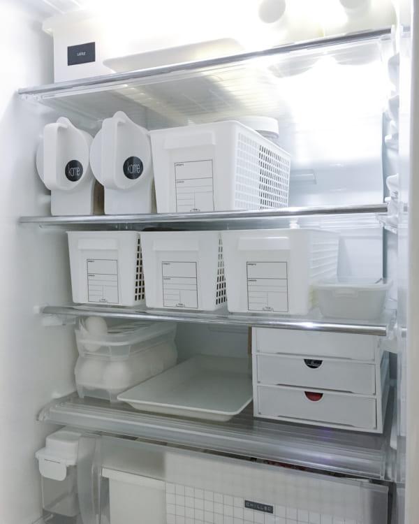 冷蔵庫収納アイデア集82
