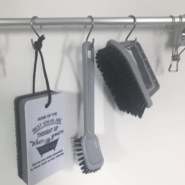 浴室用掃除アイテム2