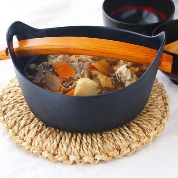 熱々をテーブルに。ぬくもり感溢れる冬の食卓を演出9