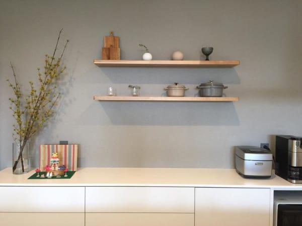 シンプルなキッチン8