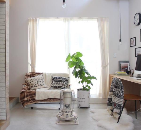 レトロな魅力でお部屋の雰囲気をオシャレに見せる5