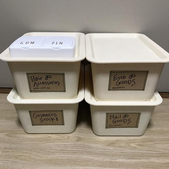 カラーボックス収納に使えるアイテムをご紹介3