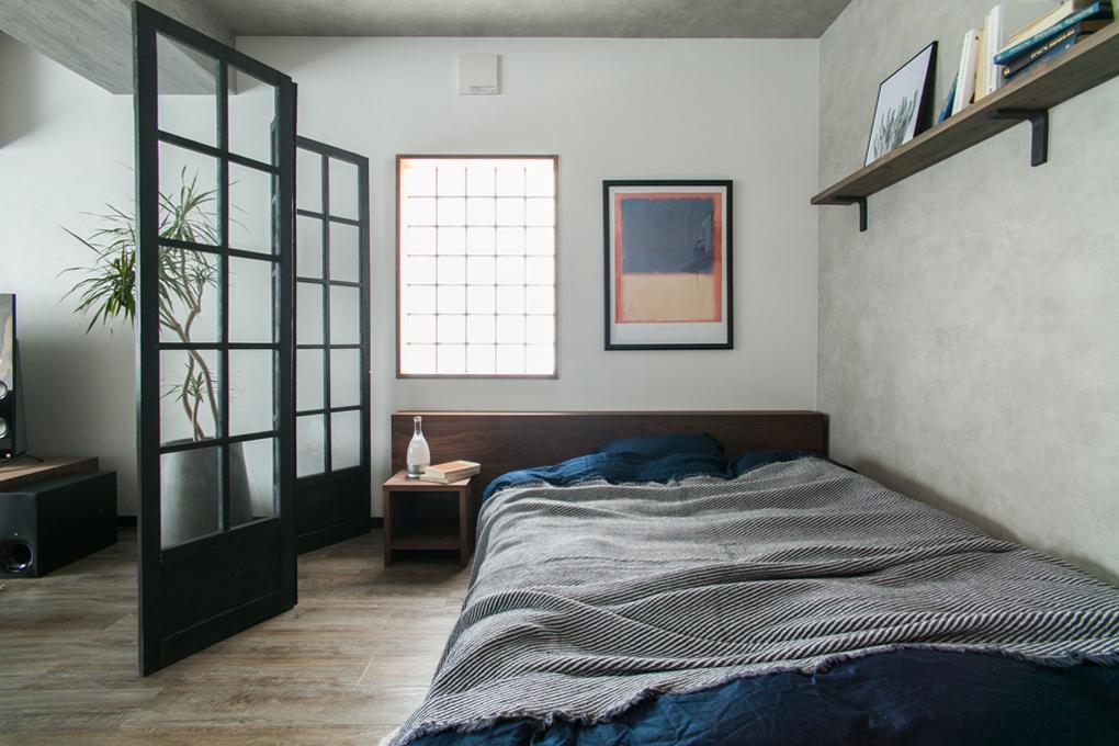安眠に効果的な寝室インテリアの法則85