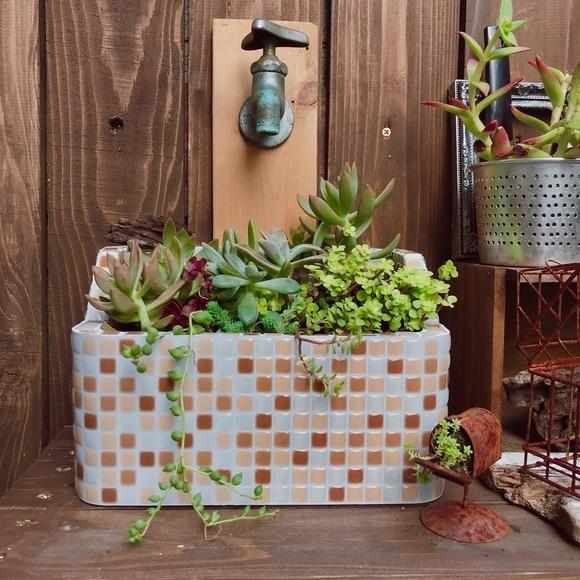 お庭にあると素敵な雑貨をDIYしよう!3