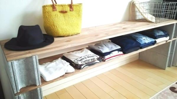 「衣類収納」に役立つアイテム&収納術!52