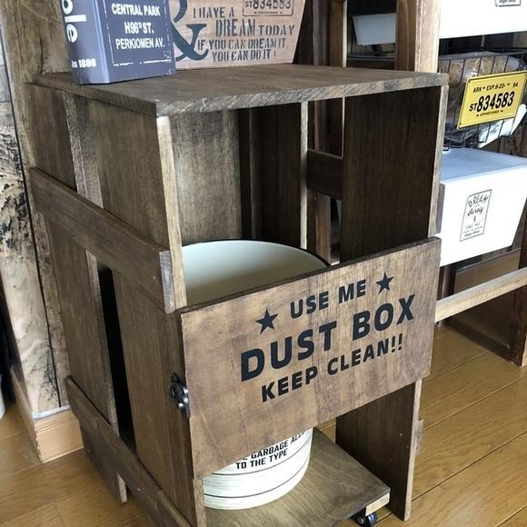 ゴミ箱収納スペース実例集18