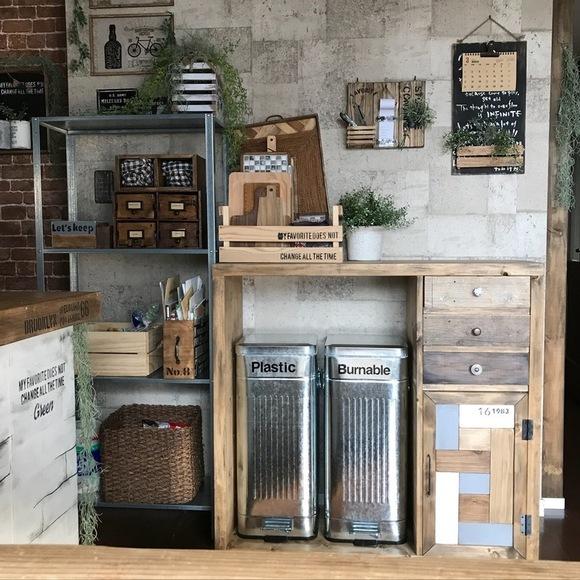 ゴミ箱収納スペース実例集16